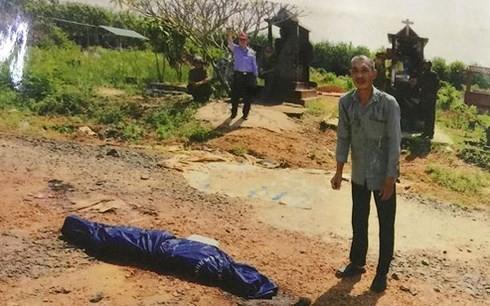 Hoàn tất cáo trạng vụ chồng sát hại vợ rồi đốt xác phi tang