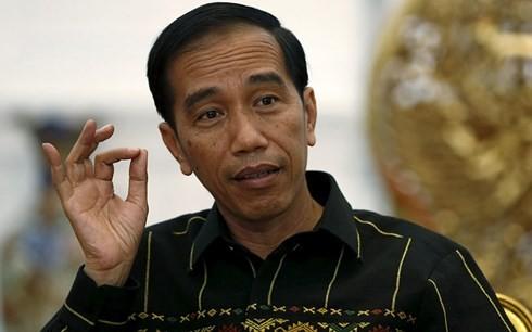 Tổng thống Indonesia Widodo. Ảnh: Time/VOV