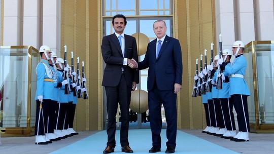 Qatar đầu tư 15 tỉ USD vào Thổ Nhĩ Kỳ