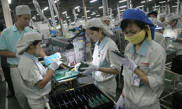 Canon Việt Nam vẫn tìm kiếm thêm các nhà cung ứng Việt suốt 5 năm nay