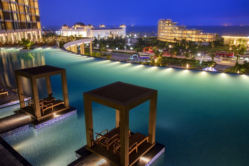 SHKN Việt Nam bước sang giai đoạn phát triển mới với sự tham gia của nhiều khu nghỉ 5 sao