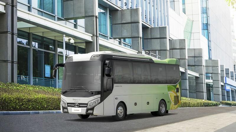 Thaco Garden 79s  xe bus cao cấp 25-29 chỗ