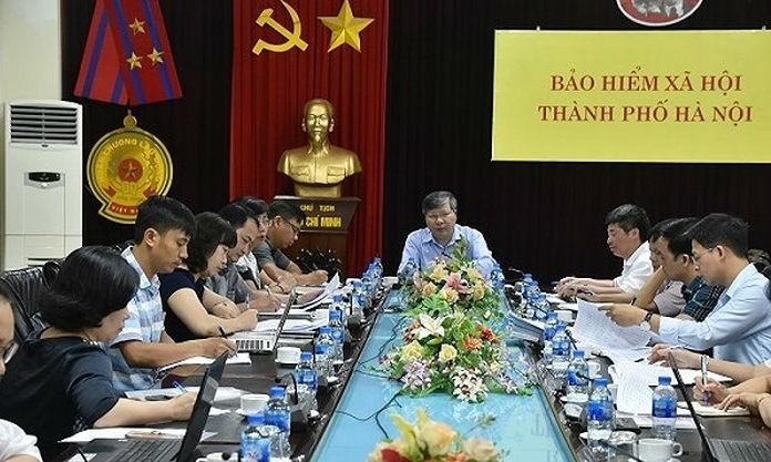 Hà Nội: Chuyển hồ sơ hai doanh nghiệp nợ BHXH sang cơ quan điều tra