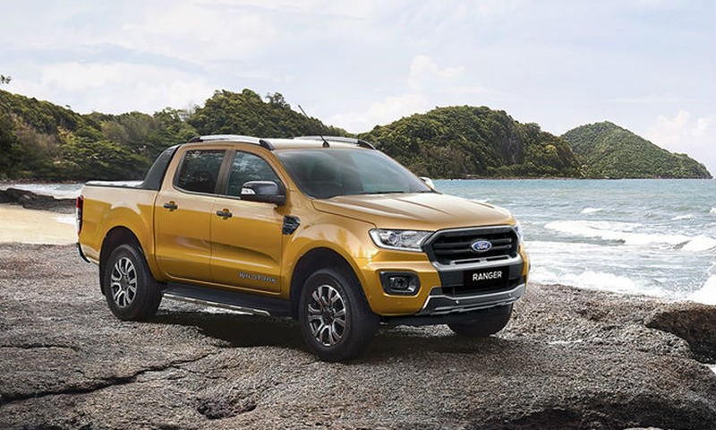 Ford ra mắt 7 phiên bản Ranger mới