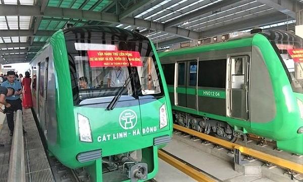 Dự án  đường sắt Cát Linh - Hà Đông đã trải qua 3 đời Bộ trưởng