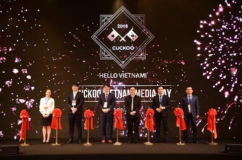 Hãng điện tử gia dụng hàng đầu tại Hàn Quốc chính thức gia nhập thị trường Việt Nam