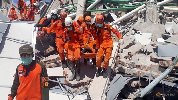 Công tác cứu hộ sau thiên tai đang gặp nhiều khó khăn