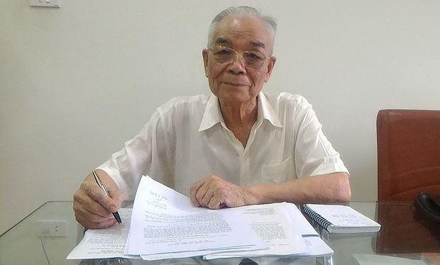 Ông Lê Văn Duyệt mong mỏi sớm nhận được lương hưu