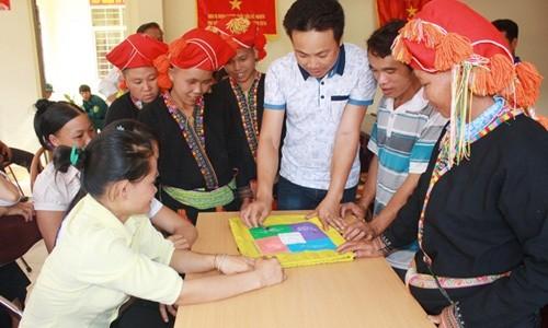 Tuyên truyền, nâng cao nhận thức cho người dân vùng cao tại tỉnh Lào Cai về tội phạm mua bán người