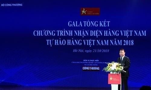 Thứ trưởng Bộ Công Thương Đỗ Thắng Hải. Ảnh: Uyên Hương/TTXVN