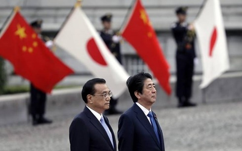 Thủ tướng Nhật Bản thăm Trung Quốc