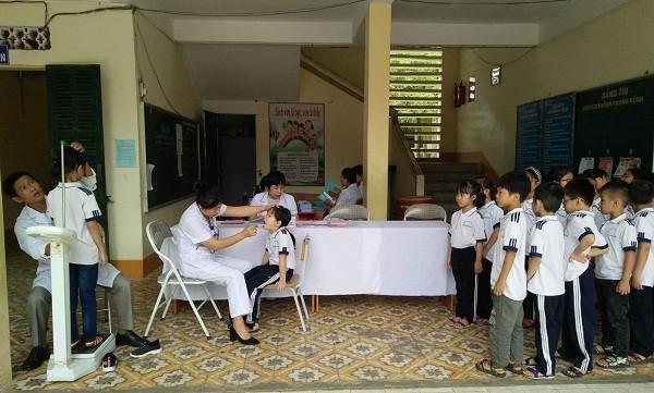 BHXH tỉnh Điện Biên: Nỗ lực thực hiện bảo hiểm y tế học sinh, sinh viên