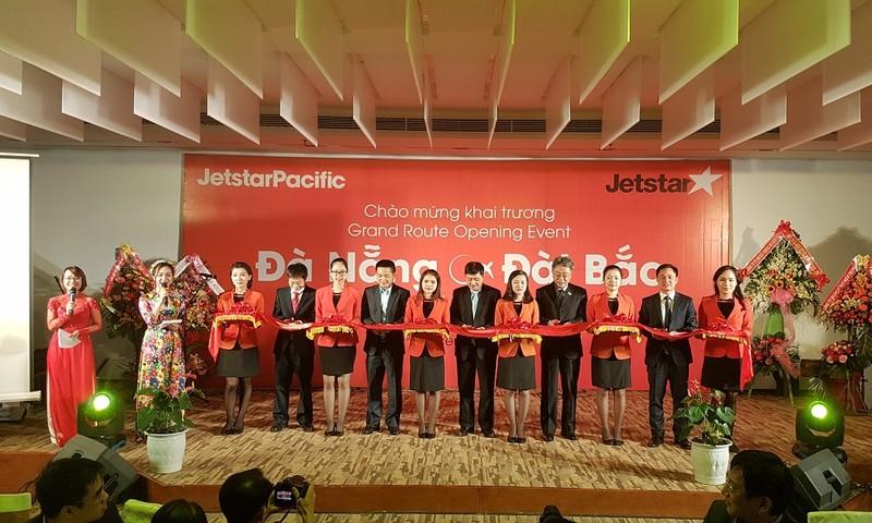 Jetstar Pacific tăng chuyến bay Đà Nẵng – Đài Bắc phục vụ du lịch