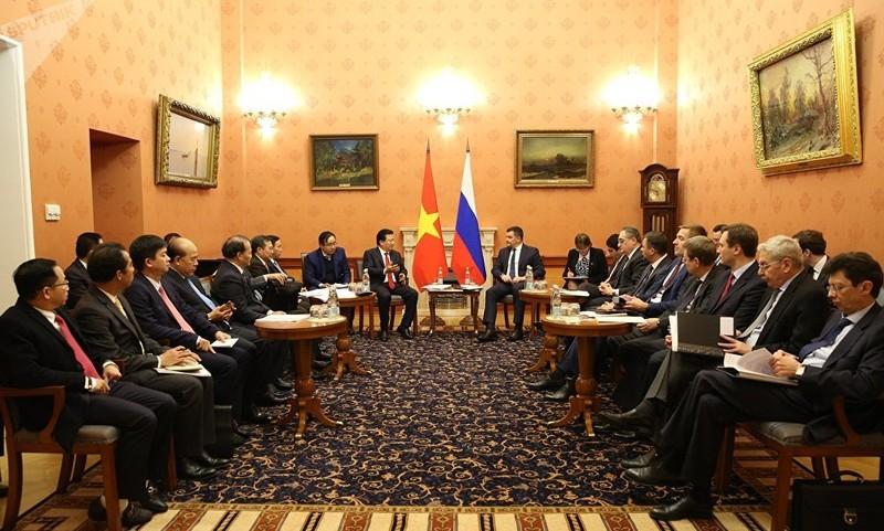 Tăng cường hợp tác Việt - Nga trong bối cảnh Cách mạng Công nghiệp 4.0