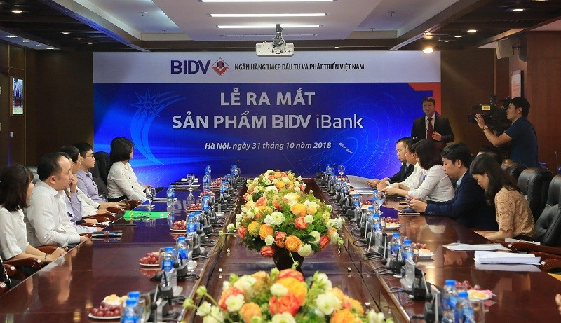 BIDV iBank – Dịch vụ ngân hàng điện tử hiện đại cho Khách hàng tổ chức