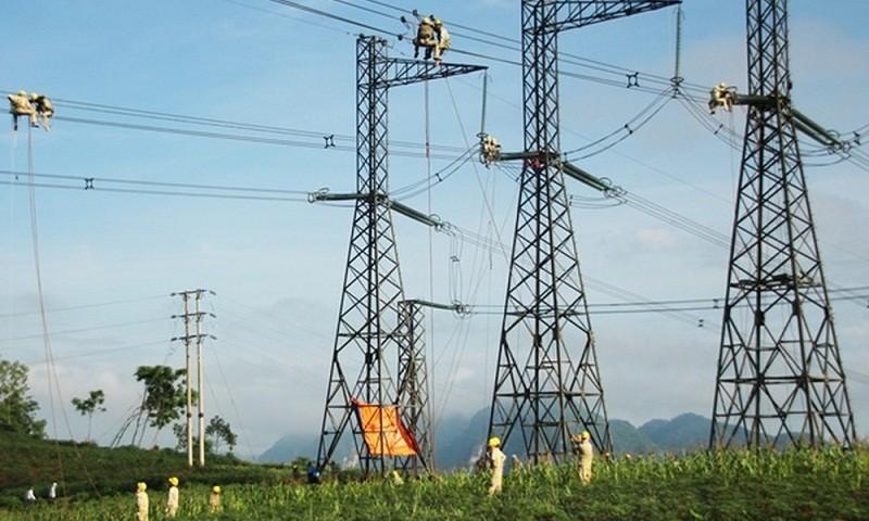 EVN đã đưa vào vận hành 140 công trình lưới điện 110-500kV