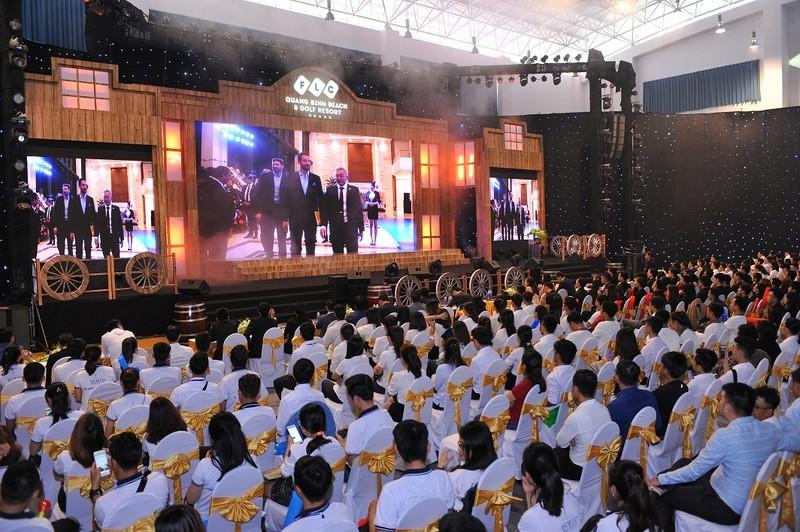 Chuỗi sự kiện kick-off của FLC Quảng Bình tổ chức tại Đà Nẵng và TP. Hồ Chí Minh