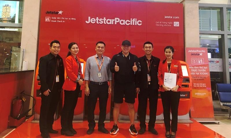 Bộ trưởng Bộ GTVT gửi thư khen phi hành đoàn Jetstar Pacific