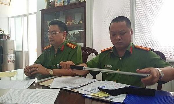 Công an quận Ninh Kiều khẳng định không đánh đập đạo diễn Đặng Quốc Việt. (Ảnh: NLĐ)