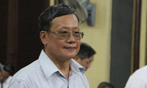 Bị cáo Huỳnh Nam Dũng tại tòa. Ảnh NĐT