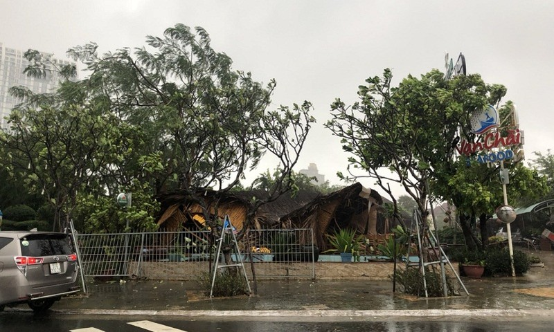 Bà Rịa-Vũng Tàu: Sơ tán hơn 62.000 người trong cơn bão số 9