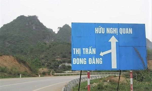 QL4A nối Lạng Sơn - Cao Bằng nhiều đoạn quanh co, gấp khúc và xuống cấp
