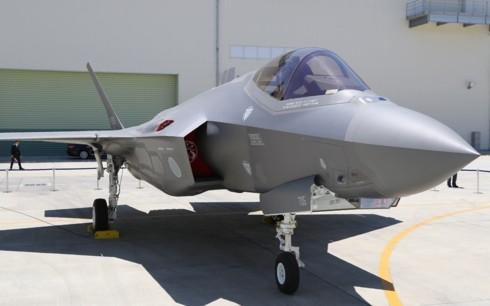 F-35 của Mỹ. (Ảnh: Nikkei/VOV)