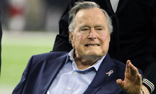 Cựu tổng thống Bush 'cha' qua đời