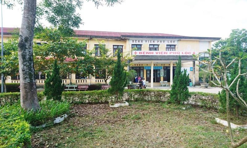 BV huyện Phú Lộc - nơi sản phụ Thêm sinh con