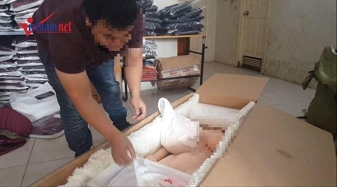 Ông trùm chuyên bán 'chân dài' tự chọn, giá trăm triệu ở Hà Nội
