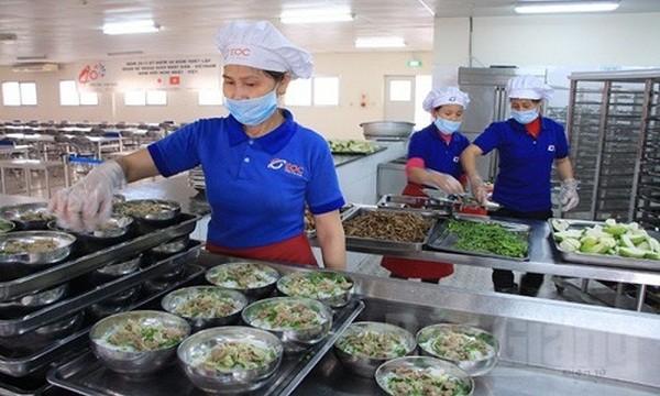 Giải pháp nào đảm bảo an toàn  thực phẩm trong trường học?