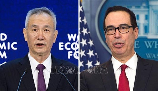 Trung Quốc – Mỹ thảo luận về kế hoạch đàm phán thương mại