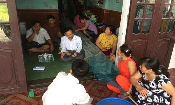 Hàng chục hộ dân tại khu tái định cư Vụng Than mong chờ được cấp sổ đỏ