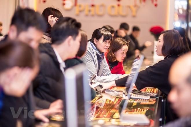 Giao dịch trầm lắng, vàng SJC giảm dưới ngưỡng 36,4 triệu đồng