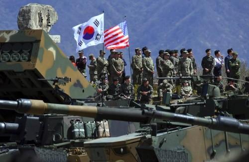 Mỹ - Hàn không đạt được thỏa thuận về chia sẻ kinh phí hoạt động quân sự