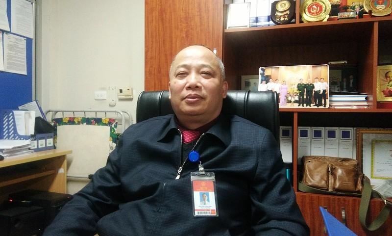 Bác sỹ Nguyễn Công Sinh,  Phó Vụ trưởng Vụ Kế hoạch Tài chính, Phó trưởng Ban thường trực Ban chỉ huy phòng chống thiên tại và tìm kiếm cứu nạn, Bộ Y tế