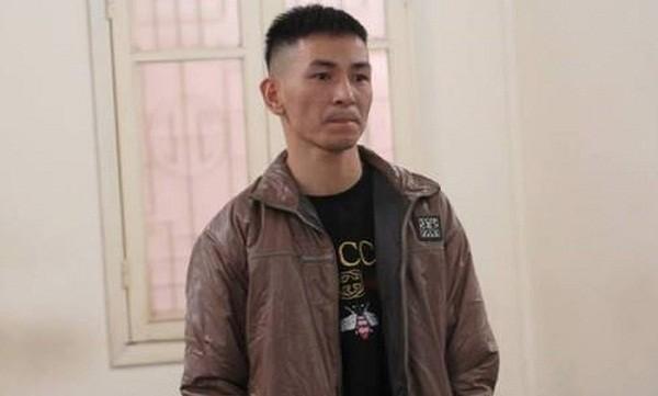 Bị cáo Giáp Văn Phương. Ảnh ANTĐ