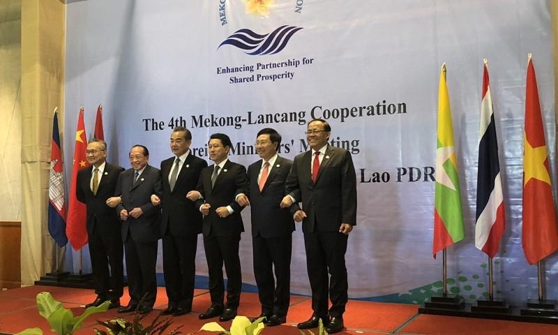 Các Bộ trưởng tại Hội nghị