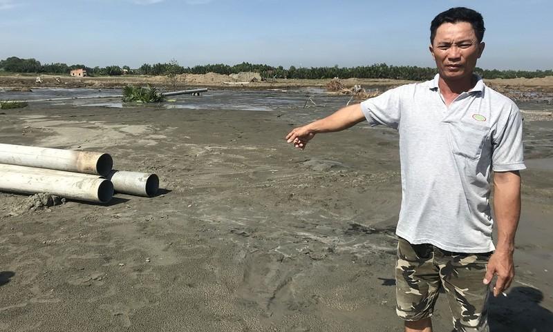 """Long An: Bị buộc nhường đất cho dự án kinh tế với """"giá bèo"""", người dân kêu cứu"""