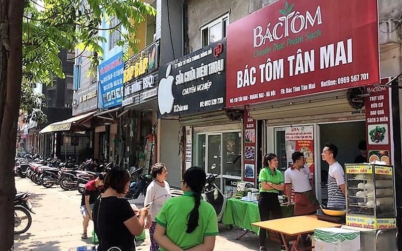 """Xây dựng thương hiệu thực phẩm Việt: Đăng ký để… """"giữ chỗ"""" (!?)"""