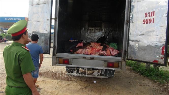 Yêu cầu ngăn chặn tình trạng nhập lậu động vật, sản phẩm động vật