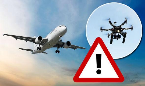 Các nước lo đối phó máy bay không người lái