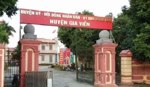 Người dân Gia Viễn (Ninh Bình) khiếu nại hình thức kỷ luật 2 nguyên chủ tịch xã