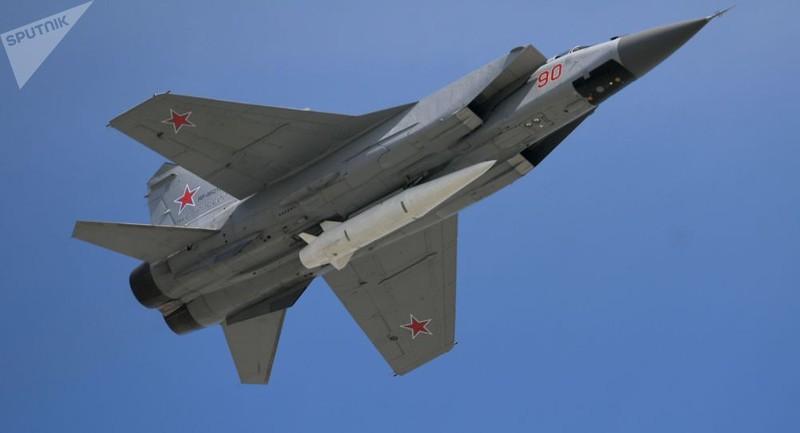 Thử nghiệm tên lửa siêu thanh Avangard của Nga