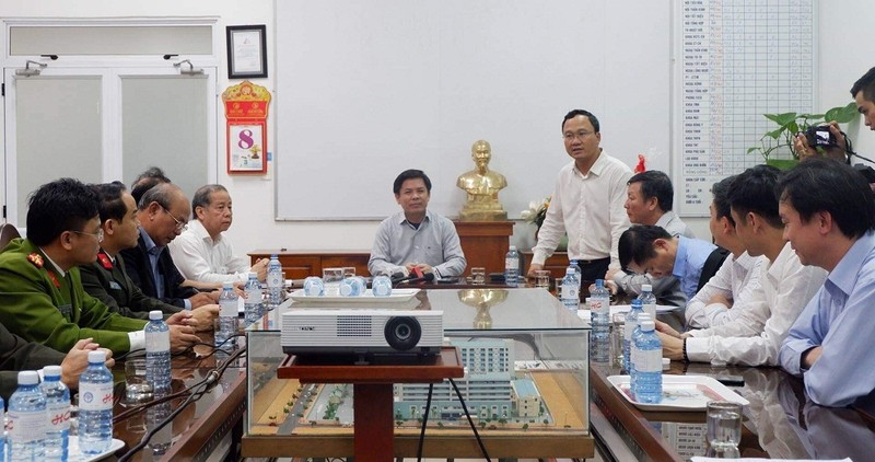 """Bộ trưởng Nguyễn Văn Thể: """"Phải xóa điểm đen tai nạn tại đèo Hải Vân"""""""