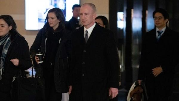 Phó đại diện thương mại Mỹ Jeffrey Gerrish dẫn đầu phái đoàn thương mại