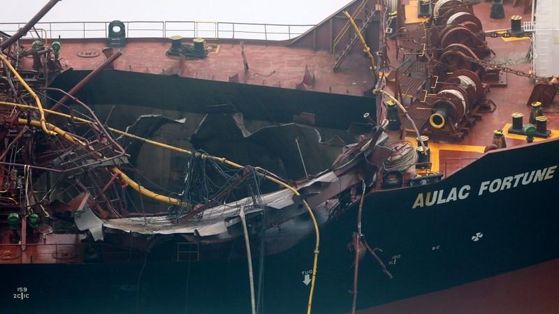 Vụ tàu Aulac Fortune gặp nạn: Tiếp tục phối hợp tìm kiếm 2 nạn nhân mất tích