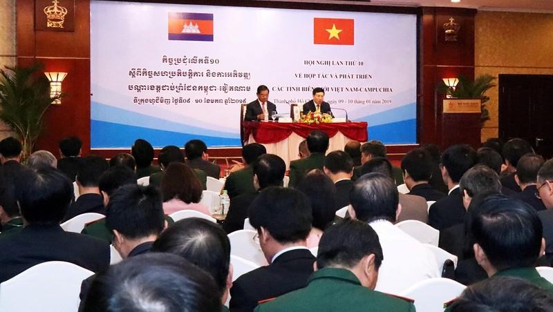 Việt Nam – Campuchia nhất trí triển khai hiệu quả các hoạt động hợp tác về tư pháp