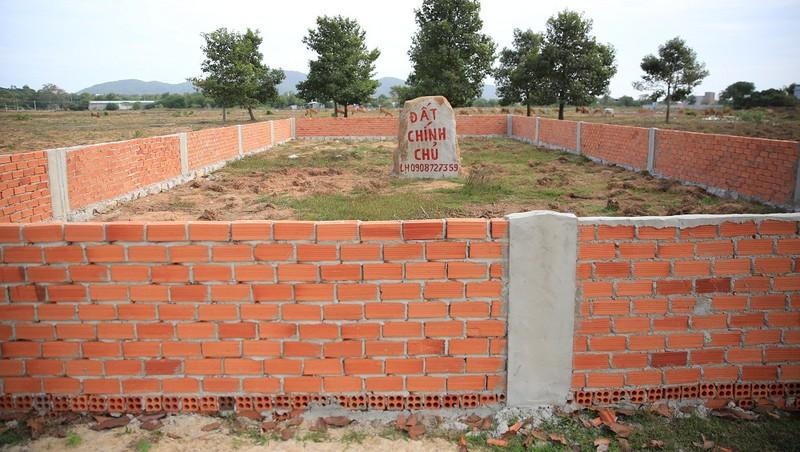'Ma trận' tại dự án Khu dân cư số 1 Tây Nam (Bà Rịa – Vũng Tàu)