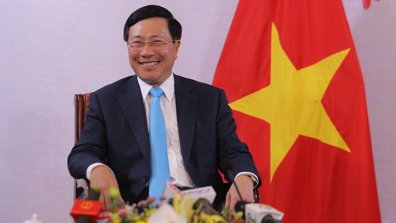 Xáo trộn trong nội bộ Mỹ không ảnh hưởng đến quan hệ với Việt Nam